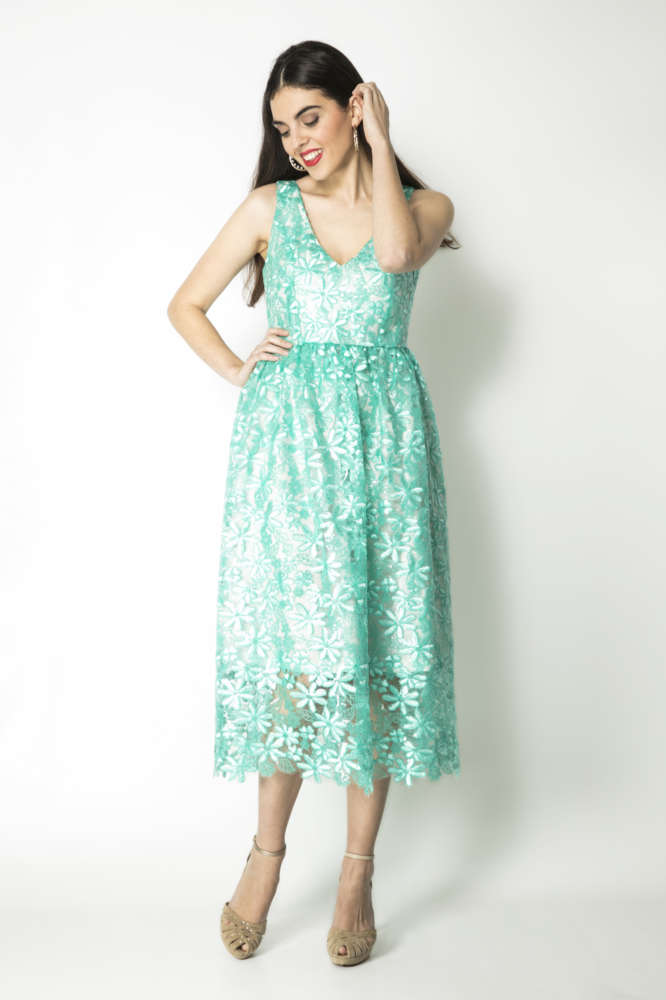 vestido karibu