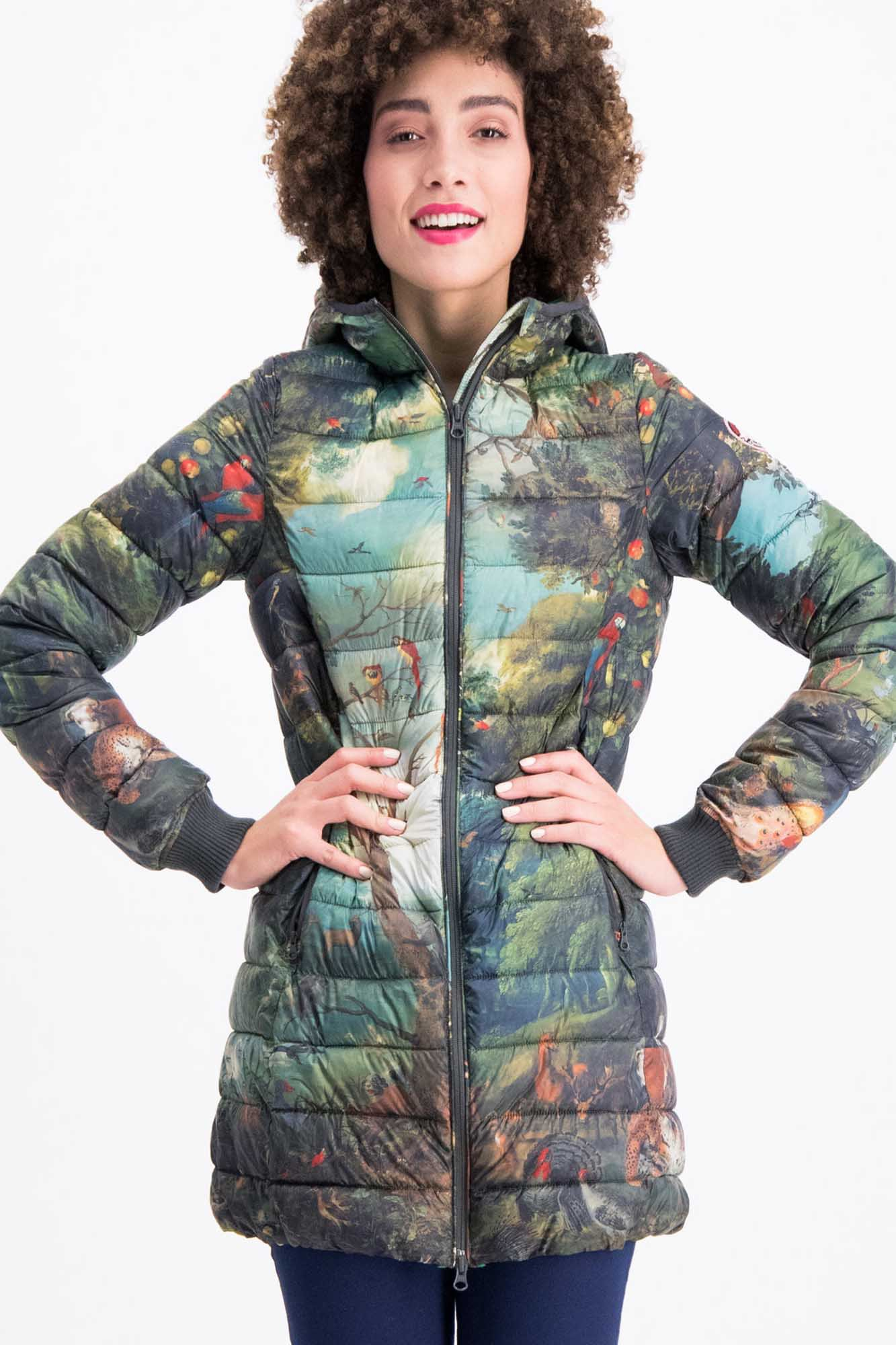 abrigos de diseño